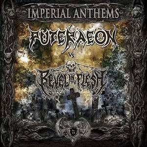 Imperial Anthems #13. Split vinyl 7